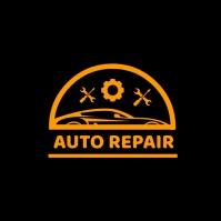 Auto repair logo template
