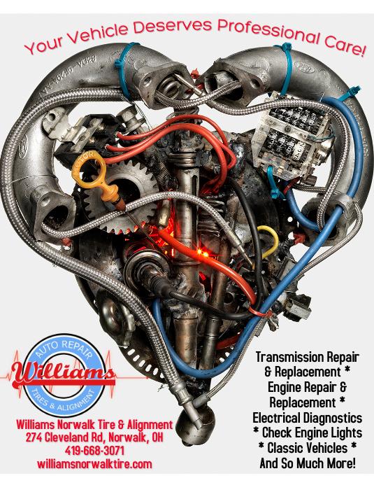 Auto Repair Professional Care Heart FB