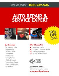 Auto Repair Service Expert