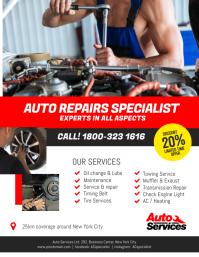 Auto Repairs Specialist