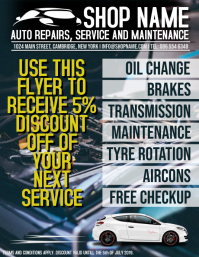 Auto Service and Maintenance