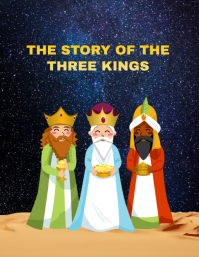 Three Kings Book Cover