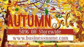 Autumn Fall Event Video Promo