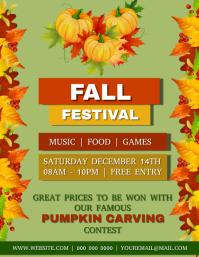 Autumn Fall Family Fun Festival Event