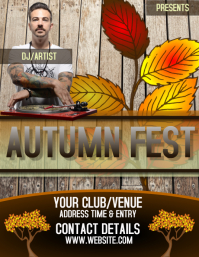 AUTUMN FALL FEST EVENT