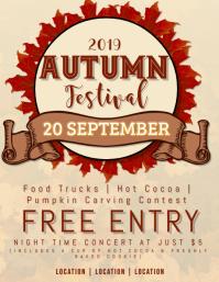 Autumn / Fall Festival