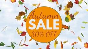 Autumn Fall Sale Video Template