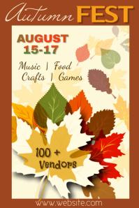 Autumn Fest Poster