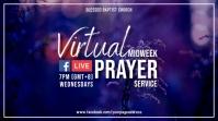 Autumn Online Prayer Digital Display (16:9) template