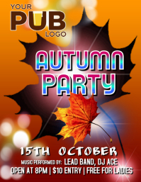 Autumn Party 2017
