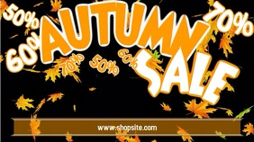 Autumn Sale Digital Display Video1