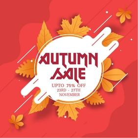 Autumn Sale Flyers