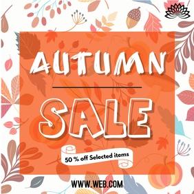 autumn sale IG