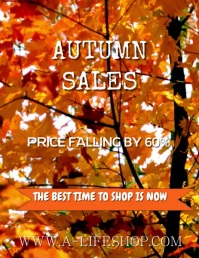 Autumn Sales Video Template