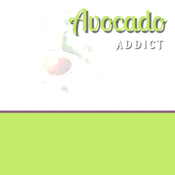 Avocado Addict Viseo Template