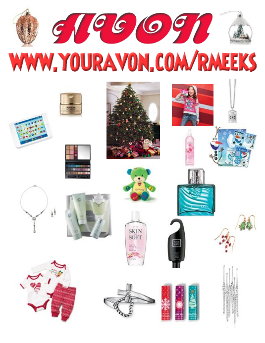 Avon Christmas Template Postermywall