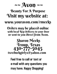 customizable design templates for avon postermywall