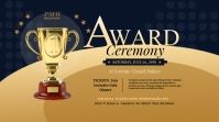 Award Ceremony Twitter Post template