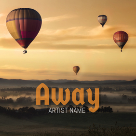 Away ALBUM ART