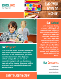 Awesome School Brochure Templates & Designs