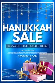 Hanukkah Sale