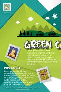 Environment flyer - PosterMyWall