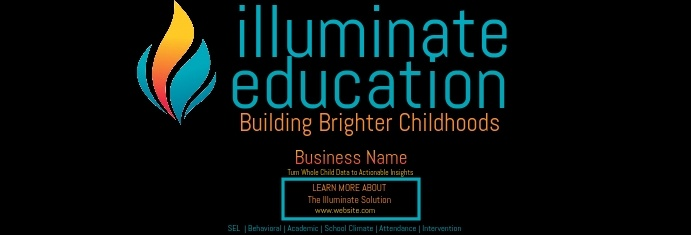 Illuminate Education Linkedin Banner template