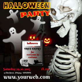 Halloween Party 2 Poster