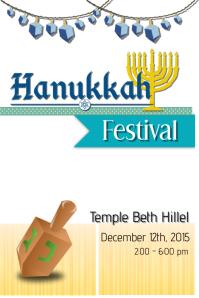 Hanukkah Festival