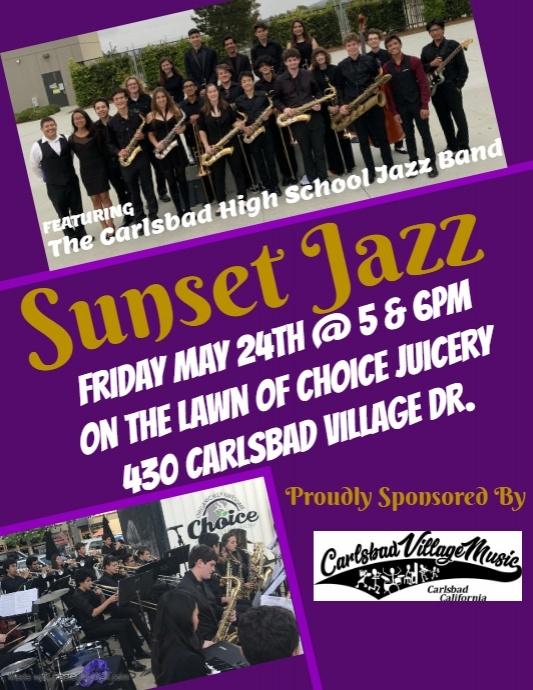 Copy of Jazz Night Live Flyer