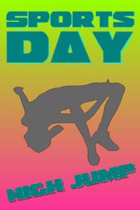 Sports Day-High Jump