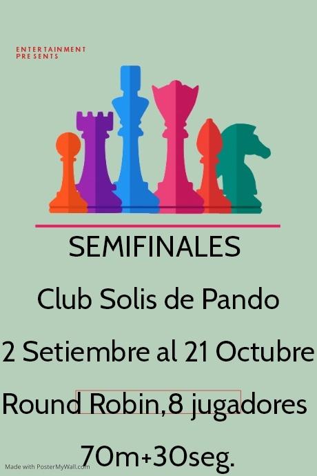 Semifinales 2019