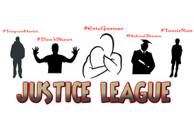 Justice League Flyer