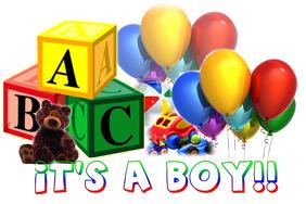 It's A BOY!!