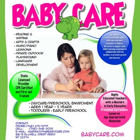 Baby Care Instagram