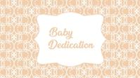 Baby Dedication Umbukiso Wedijithali (16:9) template
