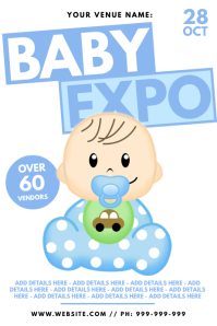 Baby Expo Poster