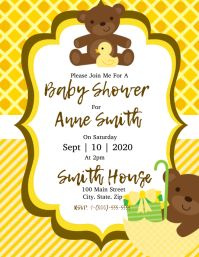 Baby Invite or Announcement
