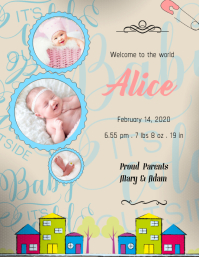 Baby New Born Pin