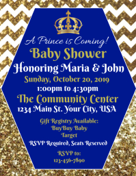 Baby Shower (Boy)