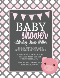 Baby Shower. Similar Design Templates