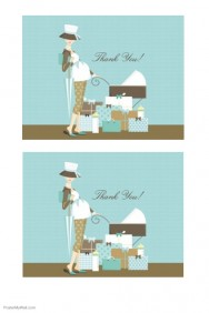 customizable design templates for thank you poster postermywall