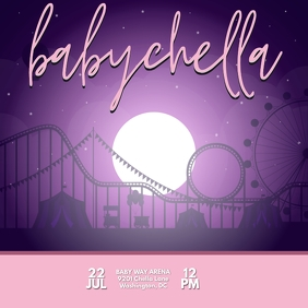 Babychella Baby Shower