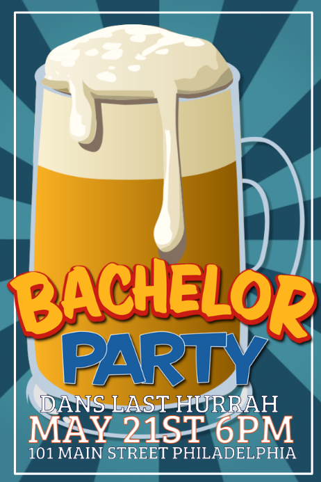 Bachlelor Party