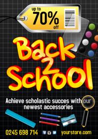Back 2 School Poster