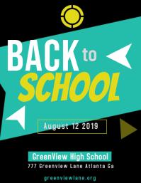 Back School Flyer 22