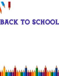 BACK TO SCHHOL