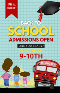 back to school, event ,school,blog header template