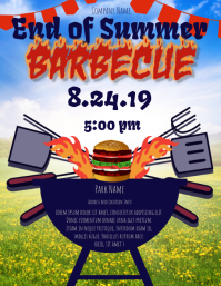 Back to school, party, barbecue, bbq, summer