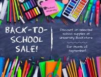 BACK TO SCHOOL Volante (Carta US) template
